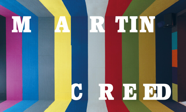 Vault Magazine - Martin Creed
