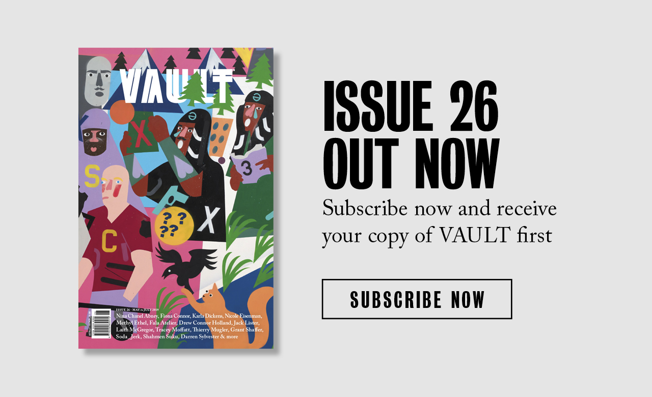 Vault Magazine - Issue 26, May 2019