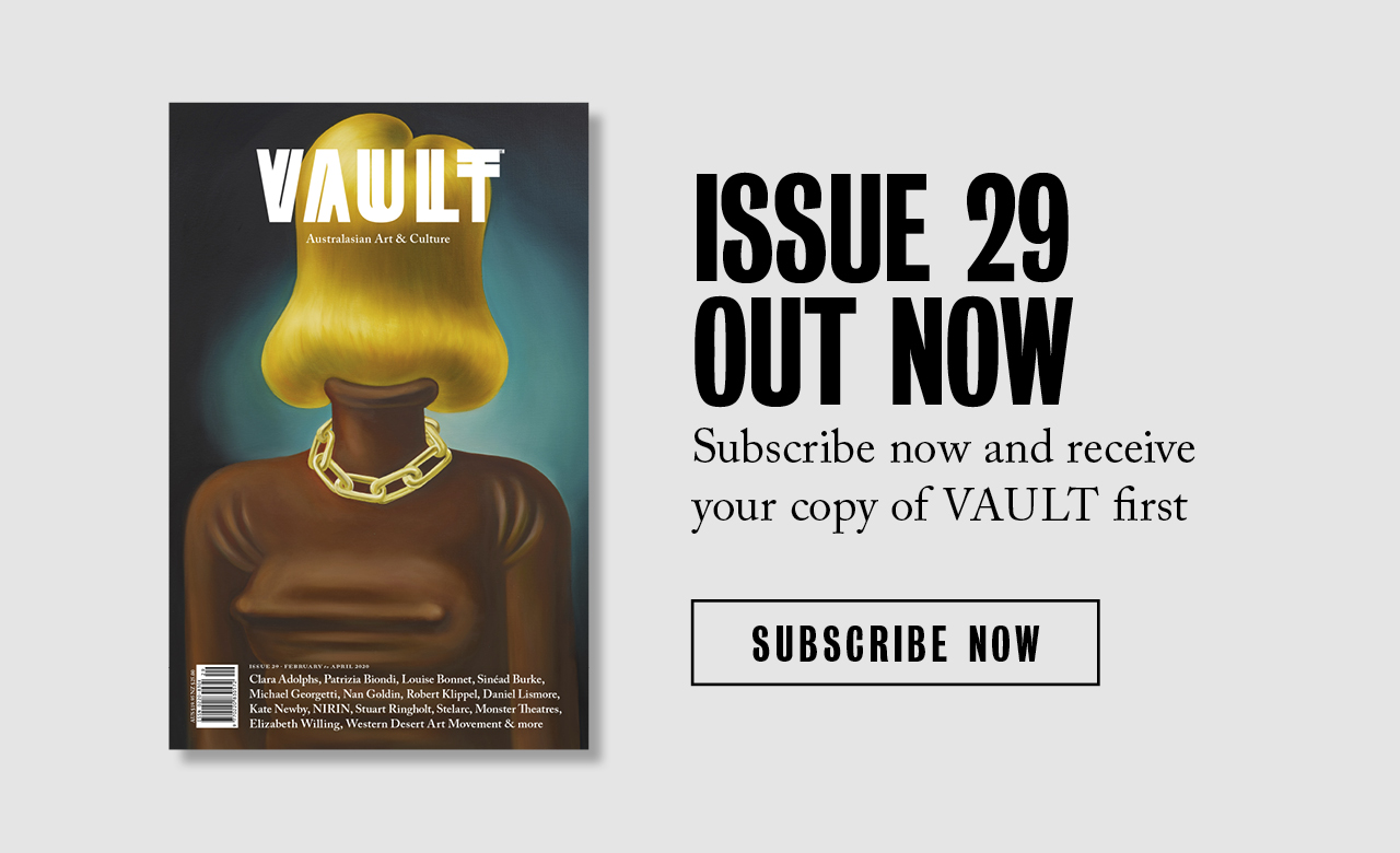 Vault Magazine - Issue 29, February 2020